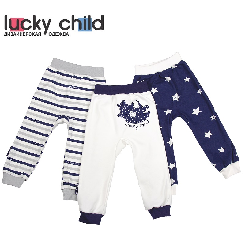 Pants & Capris Lucky Child for girls and boys 30-169 Kids Leggings Baby clothing Hot Children clothes trousers