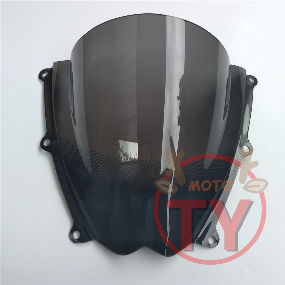 Motorcycle For Suzuki GSX R 1000 RR GSXR1000RR GSXR1000 K7 2007 2008 07 08 Windshield Windscreens Wind Deflectors AcrylicMotorcycle For Suzuki GSX R 1000 RR GSXR1000RR GSXR1000 K7 2007 2008 07 08 Windshield Windscreens Wind Deflectors Acrylic