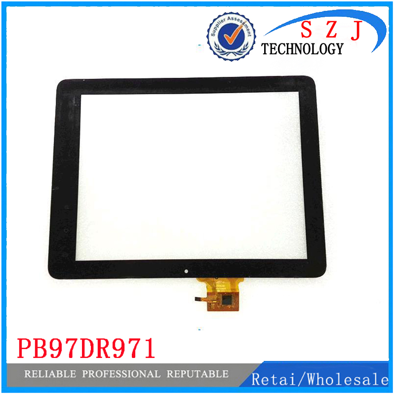 New 9.7 inch For TEXET TM-9725 touch screen panel PB97DR971 DNS Air Tab M974g Flytouch G ...