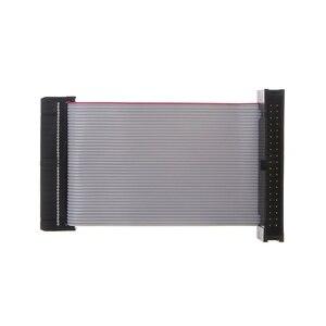 Image 5 - גמיש שטוח כבל דיסק קשיח כונן 40Pin זכר IDE נקבה הארכת כבלים
