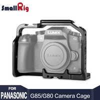 SmallRig DSLR Kamera G80 Käfig für Panasonic Lumix DMC-G85/G80 Speziell Aluminium Legierung Leichte und Robuste-1950