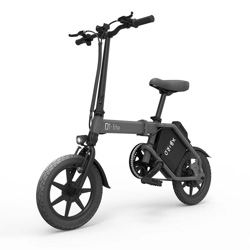 2019 x-cape x-bird D1 lite 120 km-200 km vélo électrique pliable 14 pouces pneus avec interrupteur à commande électrique e-bike