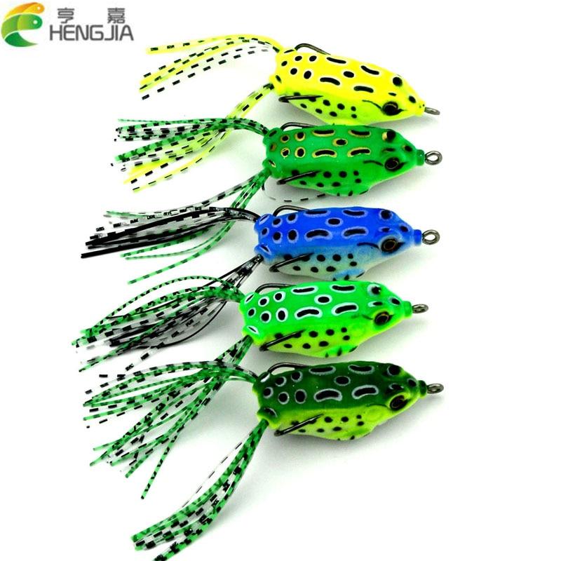 4pcs Lot VIB Fishing Lures Colorful Bait 3D Eye Plastic Fishing Tackle 5.5cm//8g