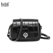 Bags For Women 2019 New Fashion Genuine Leather Handbags Crossbody Bag For Women Vintage Shoulder Bag Ladies Handbag Sac Femme