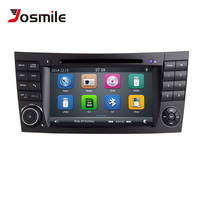 2 Din Car DVD Player For Mercedes W211 E320 W219 W463 CLS350 CLS500 CLS55 E200 E220 E240 E350 Radio Multimeida GPS Navigation