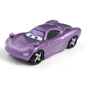 Image 5 - نماذج سيارات ديزني بيكسار 3 39 طراز لايتنينج ماكوين ماتر جاكسون ستورم راميريز 1:55 لعبة مجسمة مصنوعة من سبائك معدنية هدية سيارة