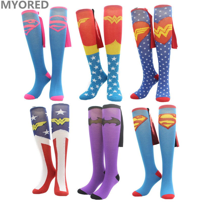 superhero socks with capes for men - Popular Superhero Socks With Capes For Men-Buy Cheap Superhero