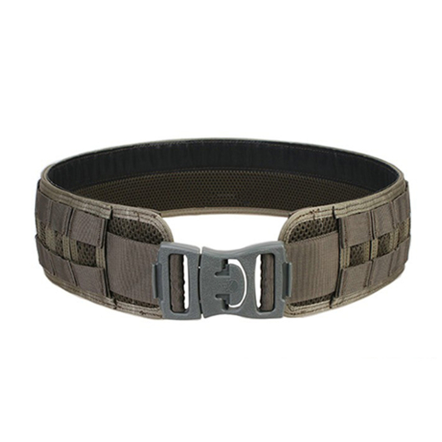 Best Airsoft Men Belt New Multicam Combat Paintball Army Waistband MOLLE Load Bearing Camo Black Coyote