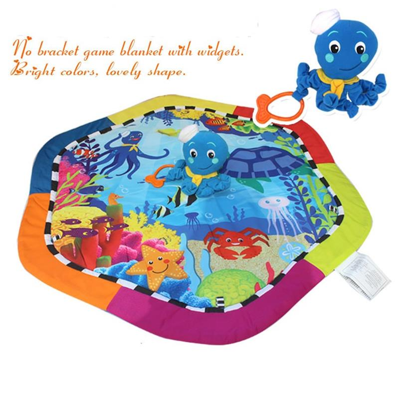 baby play mat 0 12month sea animal baby gym toy carpet. Black Bedroom Furniture Sets. Home Design Ideas