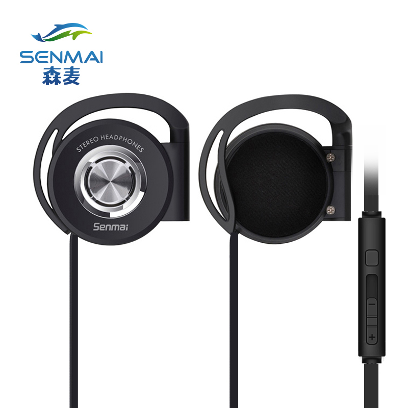 Universal Headphones 3.5mm Earphone Earhook with Clear Voice for MP3 Player Computer Apple iPhone 6 6S 5 5S Mobile Phone Headset super bass clear voice earphone headset mobile computer mp3 universal earphone cool outlook
