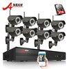 ANRAN Plug And Play 960P HD Varifocal 2 8mm 12mm Outdoor IR Security IP Camera WIFI