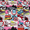 140X100cm Marvel Super Hero Alliance Cotton Fabric For Clothes Sewing Decoration Patchwork DIY AFCK111