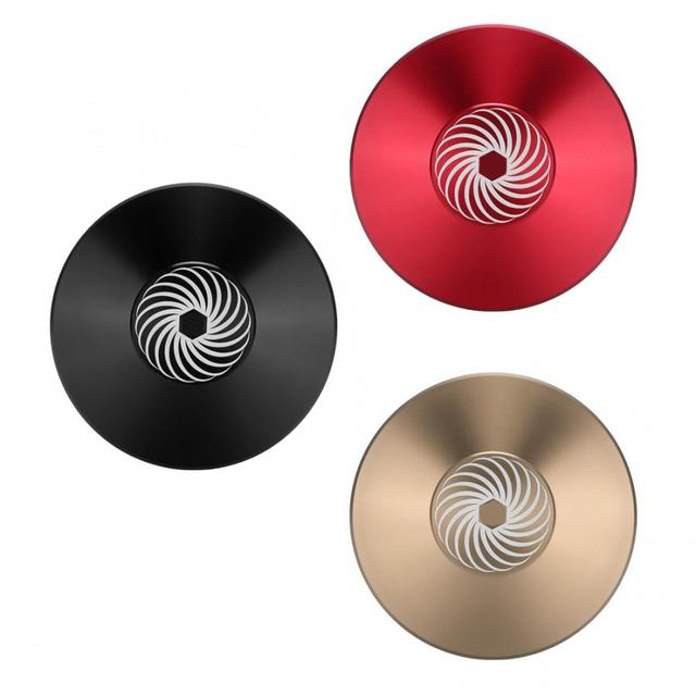 Виниловая пластина из цинкового сплава, аудио диск, поворотный стол, стабилизатор, зажим, алюминиевый вес