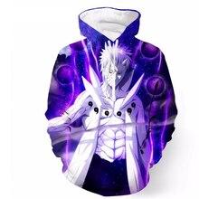 Naruto Anime Men/Women Hooded Sweatshirt