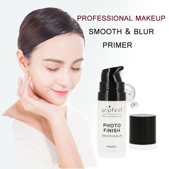 POPFEEL Pure Matte Face Base Primer Makeup Natural Moisturizer Cream Foundation Eye Shadow Primer Cosmetics Maquiagem BTZ1 TSLM2 1