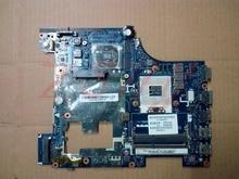 for Lenovo G580 laptop motherboard QIWG6 LA-7988P FRU90002355 HM76 PGA989 DDR3 Free Shipping 100% test ok цены