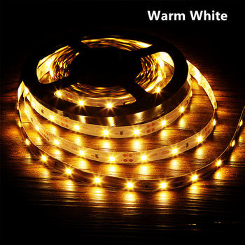 DC 12 V Volt Strip Led Light Tape 2835 RGB Waterproof 1 - 5 M 12V 60LED/M Lamp Diode Flexible TV Backlight
