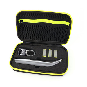 Image 2 - Taşınabilir Seyahat Sert Çanta Case Kapak için Norelco OneBlade Pro Anti Sonbahar Su Geçirmez Pratik Philips Tıraş Makinesi Için saklama kutusu
