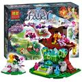 175pcs 2016 Bela 10409 Farran and the Crystal Hollow Model Building Blocks Bricks Children Toys Compatible With Lego ELVES