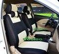 (Pode fazer o Logotipo) + (frente + Traseira) Carro Universal Capas Para Nissan Almera Clássico nota Março Juke Qashqai Teana j32 nissan x-trail t31