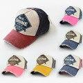 Gorra de béisbol Mujeres Snapback Sombreros Accesorios Primavera Carta de Algodón Sombreros Casuales Hombres de La Vendimia Ajustable