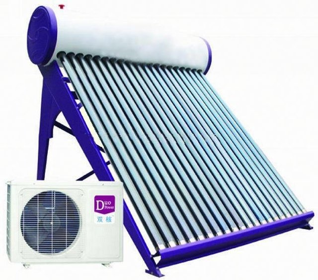 water heater solar project collector CE approved