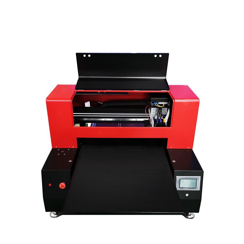 Automatico 6090 UV Stampante flatbed per la cassa Del Telefono di Legno/Legno 12 colori di Grande Formato Digitale Multifunzione stampante A Getto D'inchiostro UV