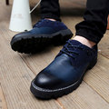 Nice Pop Spring Men Shoes Fashion Casual Wear Patchwork Men Flats Mixed Color Men Low Shoes  XZ1115