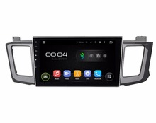 1024*600 Quad Core 10.1″ Android 5.1 Car DVD GPS for Toyota RAV4 2012~2015 With Car Radio Video WIFI Bluetooth USB Mirror link