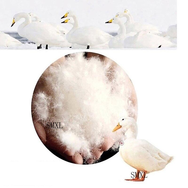 lägg till plus storlek s-6XL Coat Ultra varm vit Duck Down Jacket - Damkläder - Foto 3