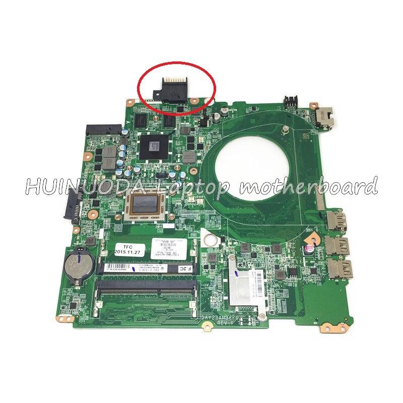 все цены на  Laptop Motherboard Fit for HP PAVILION 14Z-V000 NOTEBOOK PC 763554-001 763554-501 2G A10-5745M A76M main board  онлайн