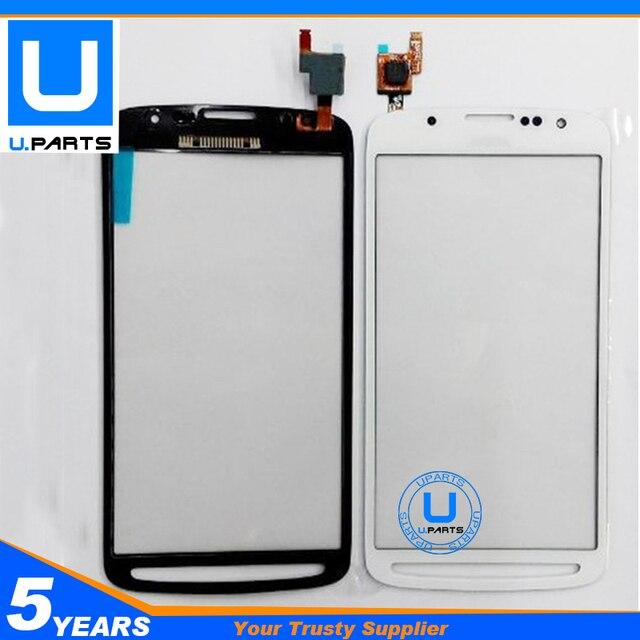 Белый Сенсорная Панель Для Samsung GALAXY S4 Active i9295 Touch Screen Digitizer Замена Черный Белый Цвет 1 Шт./лот