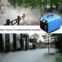 BM3 High Pressure Micro Mist Humidifier Garden Rockery Fog Cooling Spray Public Space Fine Mist Maker Stage Fogger