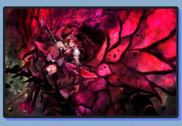 Yugioh 5D's Black Rose Dragon Izayoi Aki Playmat Board ...  Yugioh 5D's...