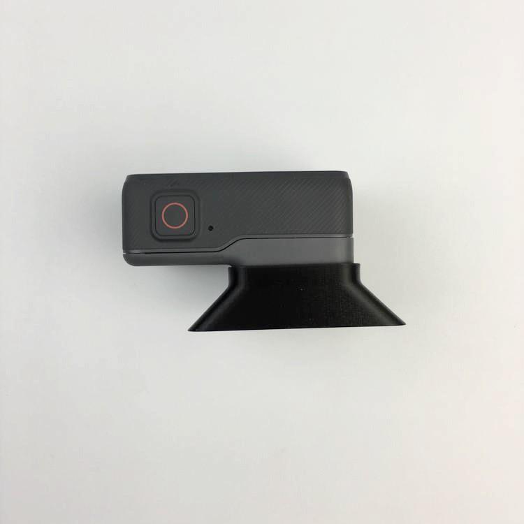 Camera lens hood1