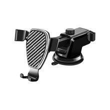 Gravity Auto Lock Car Holder 360 Degree Rotation Adjustable Sucker Phone Mount Bracket Windshield Stand Support telphone