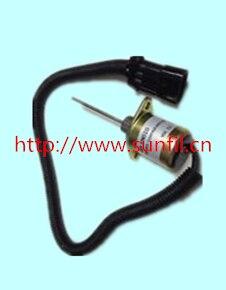 Shut down solenoid1503ES-12A5SUC9SCC28 ,Free shipping