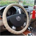 Deportes cubiertas del volante del coche cubierta de cuero cubierta del coche cojín del asiento general de verano la venta a granel