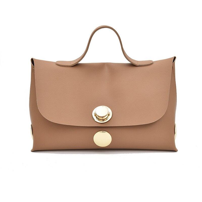 Евро-американский стиль, новый Для женщин сумка, кожаная сумка, мода ретро посылка