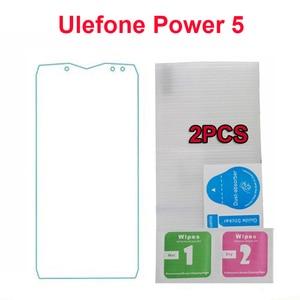 Image 3 - 2 stks Gehard Glas Voor Ulefone Power 5 explosieveilige Beschermende Screen Protector LCD Front film voor Ulefone Power 5 6.0 Glas