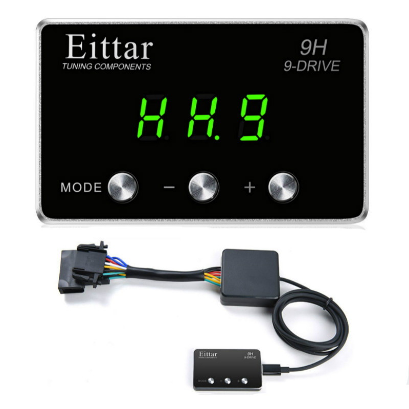 Car Electronic Throttle Controller Car Gas Pedal Strong Booster Pedal Commander Accelerator For Chevrolet Malibu Limited 2016+