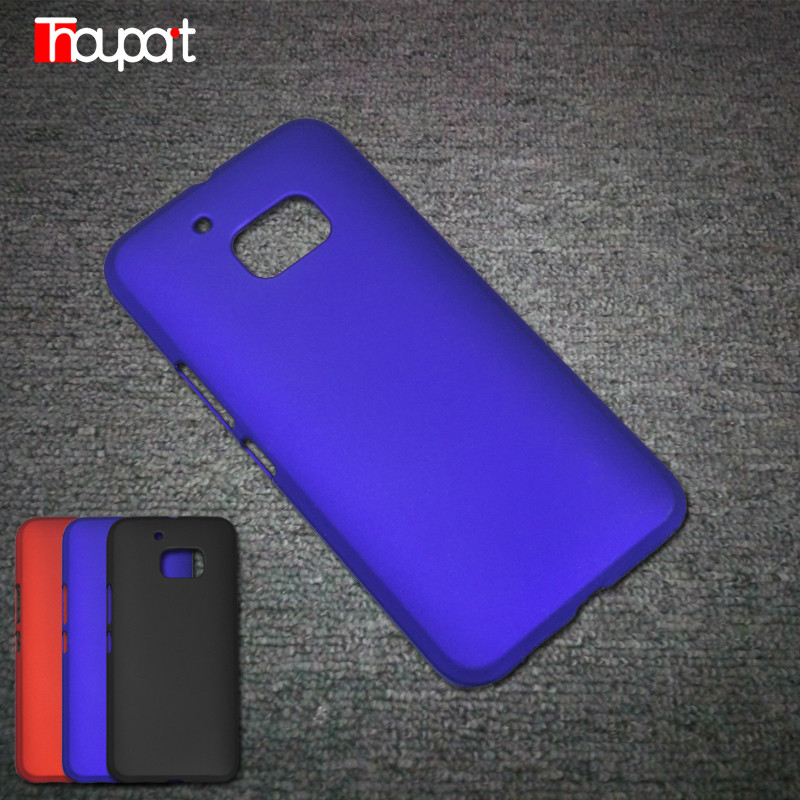 For HTC One M10 HTC M10 Case font b Phone b font Bags Anti fingerprint Coating