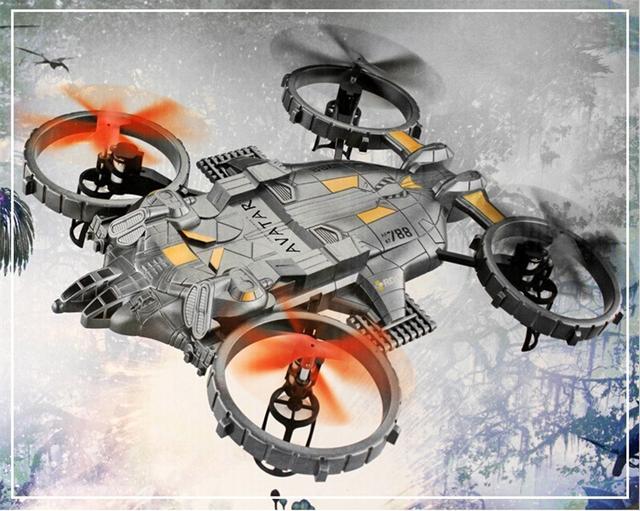 Super cool Venda Quente RC Helicóptero CH 2.4 Ghz RC Quadcopter com Giroscópio UFO Grande Edição Padrão Série Avatar Aviões RTF zangão
