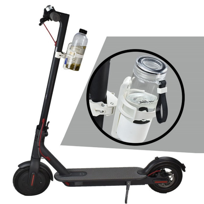 Electric Scooter Bicycle Water Bottle Cup Holder Skateboard Kettle Stand Spare