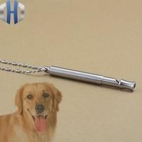 Titan Pfeife Überleben Pfeife Pet Ausbildung Whistle Schiedsrichter Pfeifen Einstellbare Dezibel-in Brecheisen aus Werkzeug bei