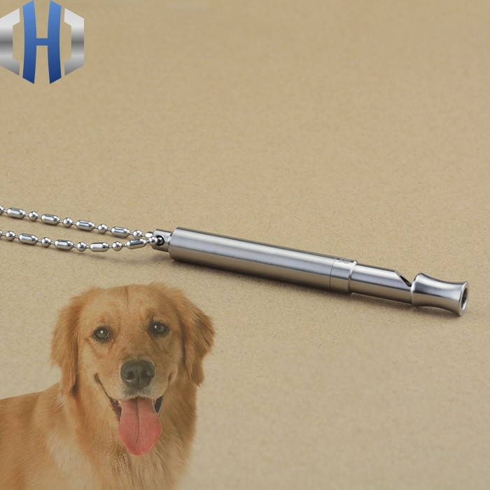 Titanium Whistle Survival Whistle Pet Training Whistle Referee Whistle Adjustable Decibel