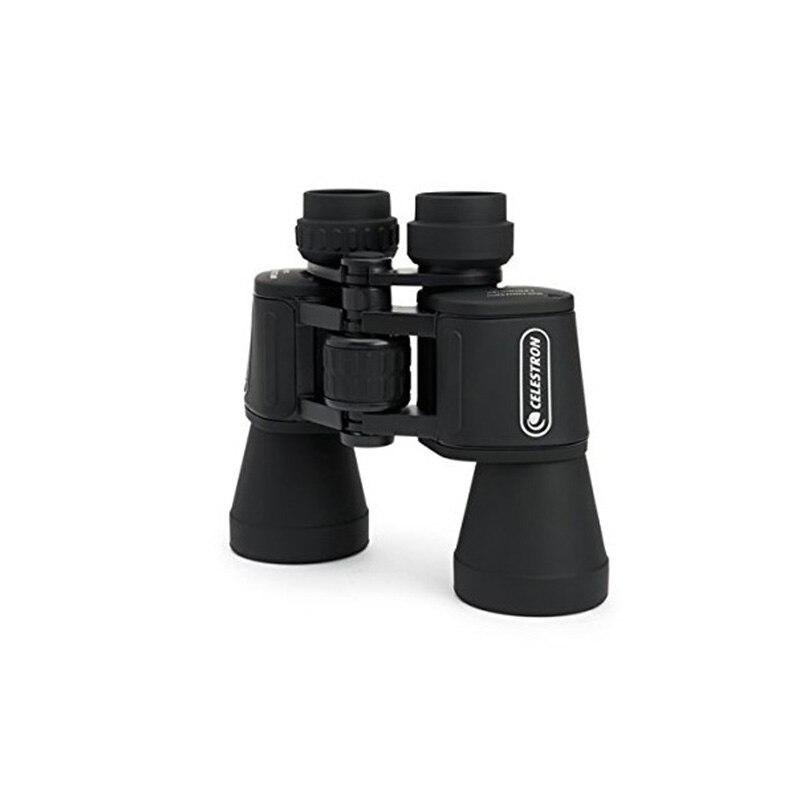 Celestron Porro Binocular portable High-Power Multi-Coated optics for Hunting Hiking Camping Travel цена