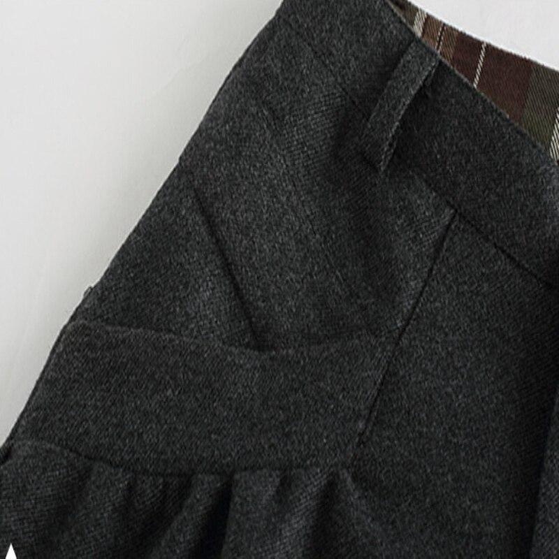 Pantalón Harén Alta Las Suelto Invierno 2019 Tamaño De Plus Negro Bombacho Mujeres Mujer gris Pantalon Otoño Pantalones Oscuro Casual Cintura 1vYxO5qqn