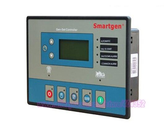Contrôleur de groupe électrogène Smartgen HGM6320T