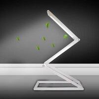 Table Lamp Led Reading Light Lamp Adjustable Office Stepless Usb Rechargeable Led Desk Light Sensor Of